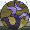 Stained Glass Ohm